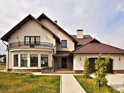 фото красивые коттеджи дома